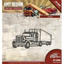 modello di punzonatura: camion, camion