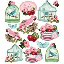 Tilda Stickers: Fruit Garden