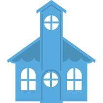 Estampage et emboutissage pochoir, chapelle