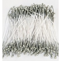 Stamen, in silver
