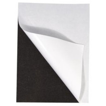 Magnetisk ark selvklæbende