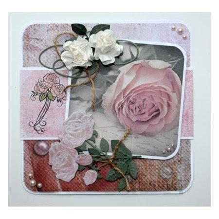 Joy!Crafts troqueles de corte: 3D Rose