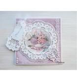 Marianne Design modello di punzonatura: farfalla di Anja