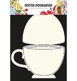 Dutch DooBaDoo Tipo de tarjeta: Taza