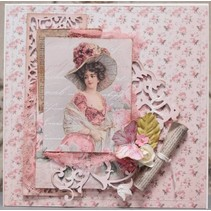 """LaBlanche Papers """"Roses"""" 6"""