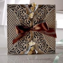 NY skæring dør: Filigree Card Design Victoria