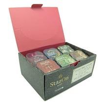 6 tampons encreurs StazOn dans Deep Color Couleurs !!