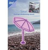 Joy!Crafts und JM Creation Sombrilla