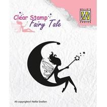 Gennemsigtig Stempel: Fairy Tale