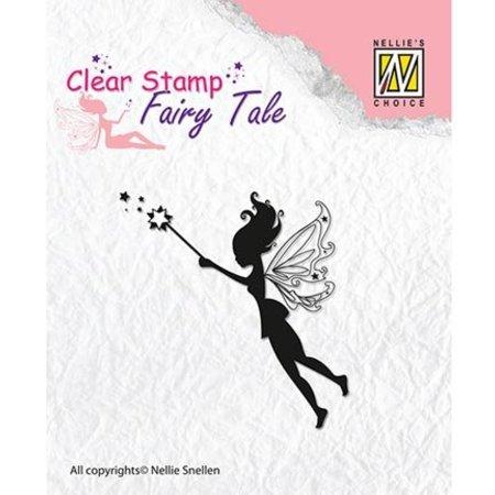 Nellie snellen Sello transparente: Fairy Tale