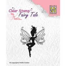 Transparent stamp: Fairy Tale