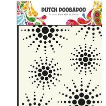 Pronty Néerlandais Type de masque, A5, Sun