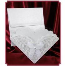 Carte Edele comme invitation-carte ou décoration de table pour le mariage! 3 pièces