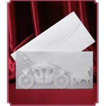 Carte Edele comme invitation-carte ou décoration de table pour le mariage !! 3 pièce