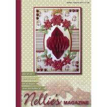 Revista Nellie Snellen con muchos ejemplos