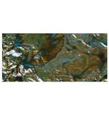 BASTELZUBEHÖR / CRAFT ACCESSORIES Metales Deco, 14x14 cm, tabuladores bolsa. 5 hojas, m.blau