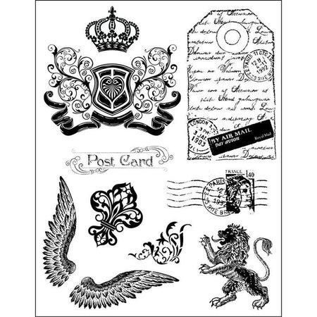 Viva Dekor und My paperworld Clear stamps