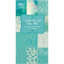 Designer Block, under the Sea