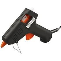 Mini pistola de pegamento, alta temperatura, 1 ud.