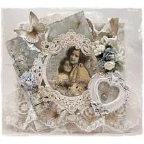 Stanzschablonen, Creatables -Petra ornamente