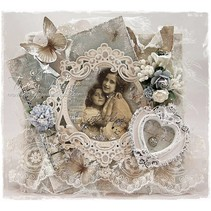 Corte morre, ornamentos Creatables -Petra