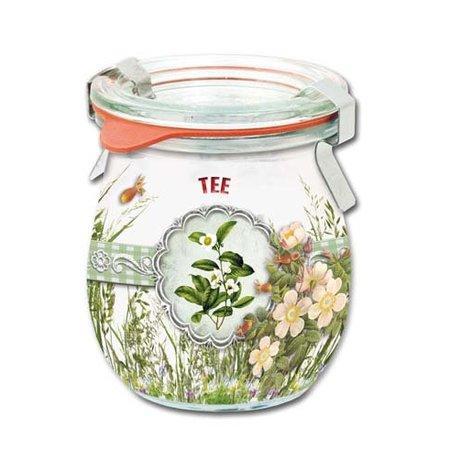 Shrink ærmer til te, 8,5 cm