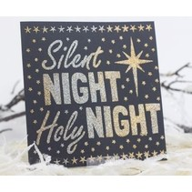 Universele sjablonen, Silent Night