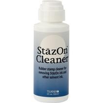 Stazon Cleaner til det ideelle rengøringsmiddel til rengøring af gummistempler.