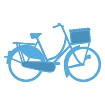 Coupe et de gaufrage pochoirs, vélo