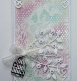Joy!Crafts und JM Creation papel glace, diseños 2x8 A4