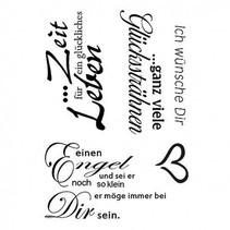 Stamp: Je vous souhaite - 5 partie