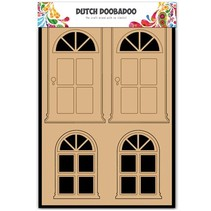 MDF Néerlandais DooBaDoo, portes et fenêtres