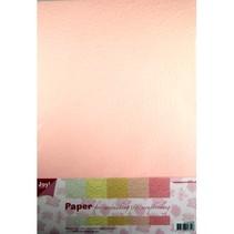 Papel sangrado Papierset, 5x2st luz