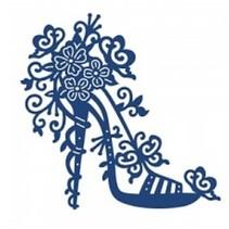 Skære- og prægeskabeloner Tattered Lace, høj hæl Charisma - eneste tilgængelige!