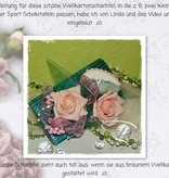 BASTELZUBEHÖR / CRAFT ACCESSORIES Bølgepap i flotte farver