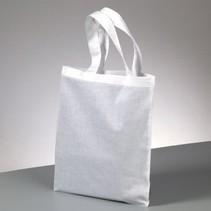 Productos de algodón, bolsillo con cremallera