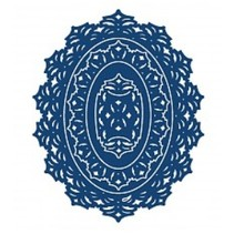 Tattered Lace Antique oval