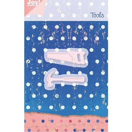 Joy!Crafts und JM Creation Alegría Crafts, y el estampado, Saw Hammer +