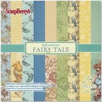 Scrapbooking Paper Fairy Tale