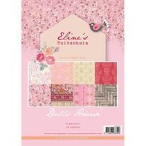 Smukke Papers - A4 - Eline s dukke hus