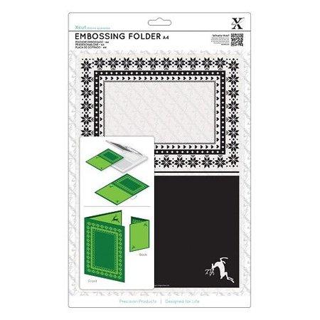 Docrafts / Papermania / Urban Carpetas de estampado A4