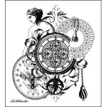 LaBlanche Timbre: Mensurations Collage