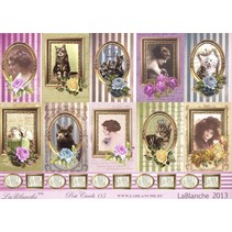"""LABLANCHE arc collection """"Cartes postales"""""""