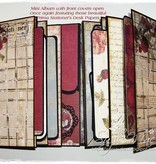 Prima Marketing und Petaloo Designere blok Stationers Skrivebord, 15,24 x 15,24 cm