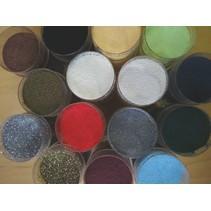 Embossingspulver, 1 krukke 28 ml, udvælgelse af mange farver
