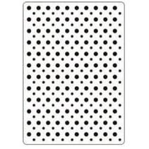 Embossing Folder 106x150 mm, puntos