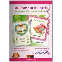 Bastelbuch pour la conception de cartes romantiques 6