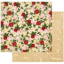 papier Designer, 30,5 x 30,5 cm, Bo Bunny Juliet
