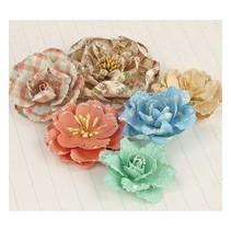 Blomster fra Prima Marketing, Delight blomster, 6 stykker