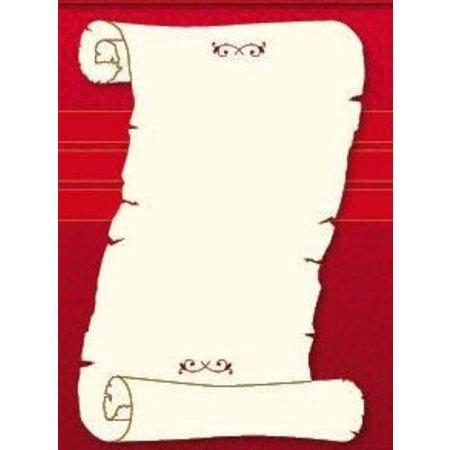 KARTEN und Zubehör / Cards Colocador tarjeta de Lujo, 3 piezas, 10 x 15 cm